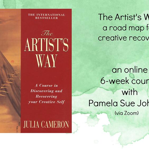 The Artist's Way - A 6-weeks Online Class