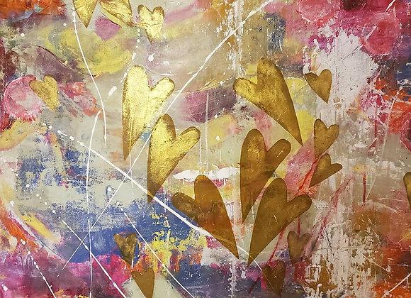 Love-19  (36x36)