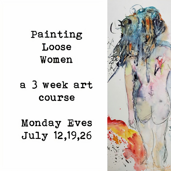 Painting Loose Women