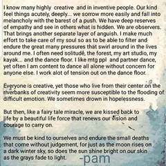 A Love Letter for Creative Souls