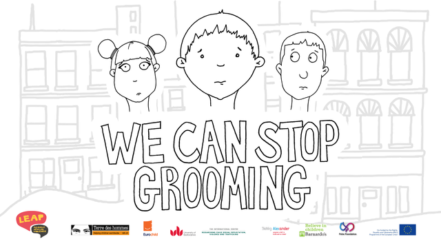 We Can Stop Grooming Film Landscape Post