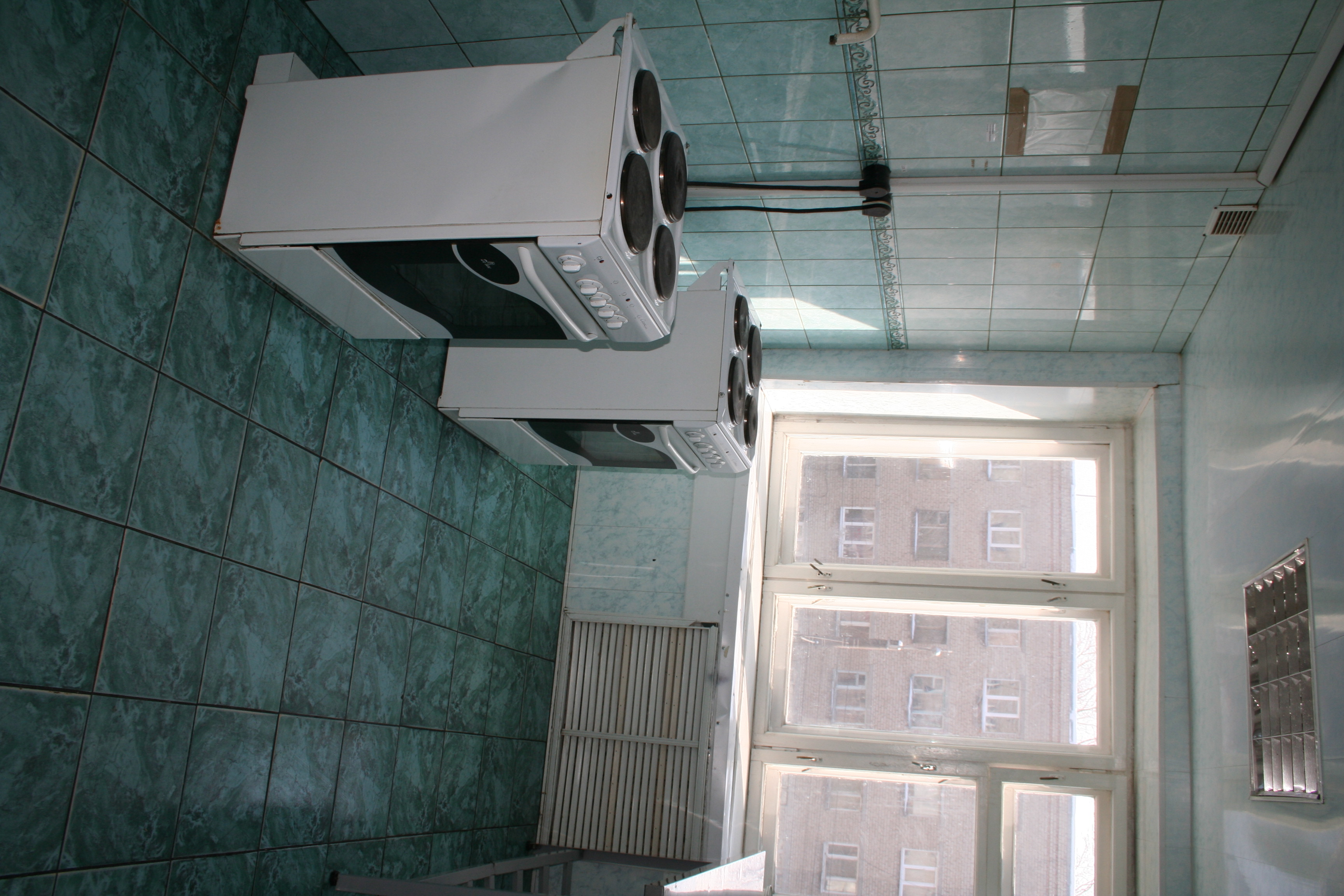 Кухня Общежития №2 ПГУАС