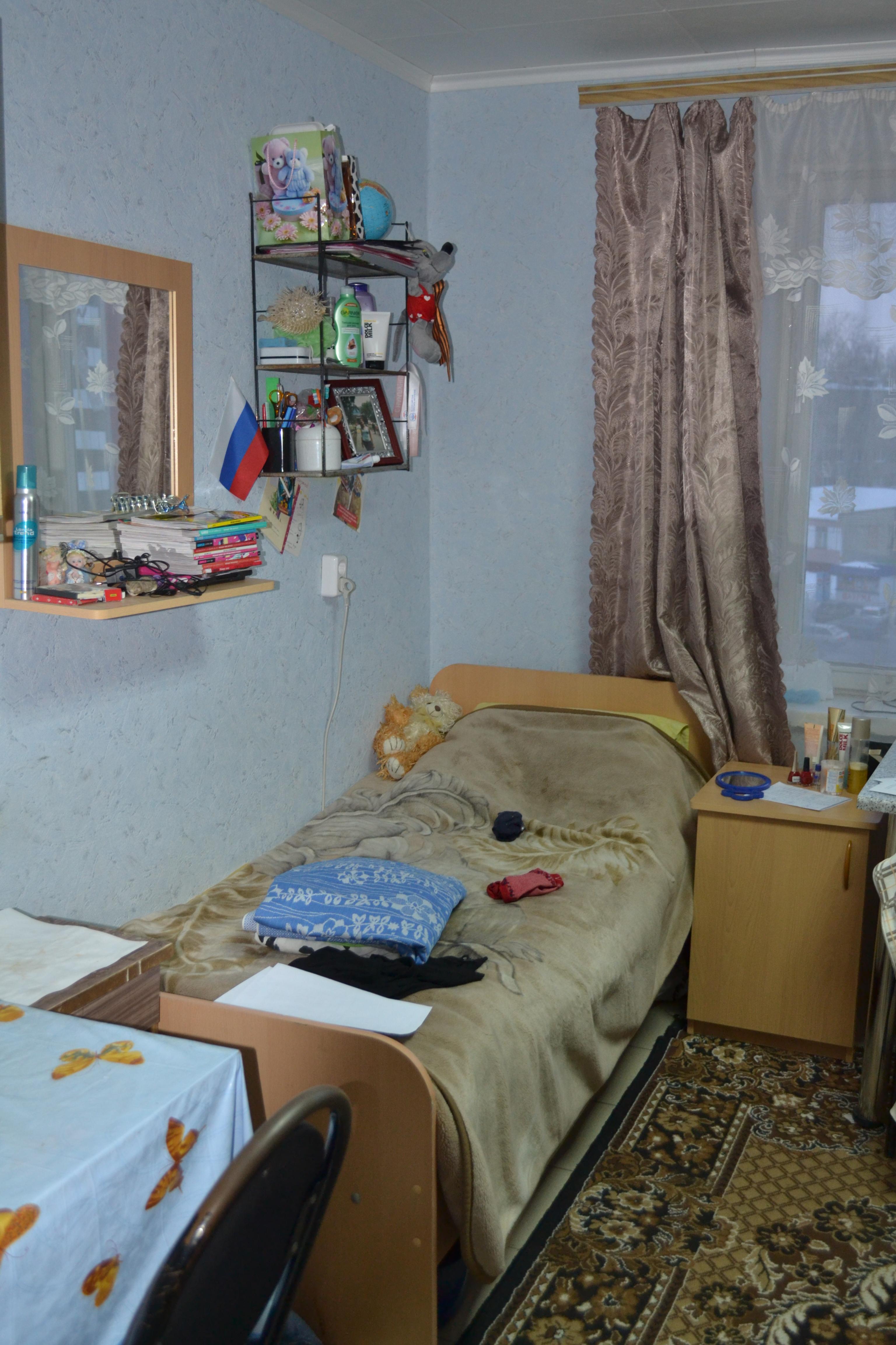 Комната Общежития №3 ПГУАС