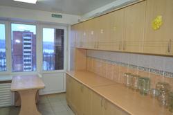Кухня Общежития №3 ПГУАС