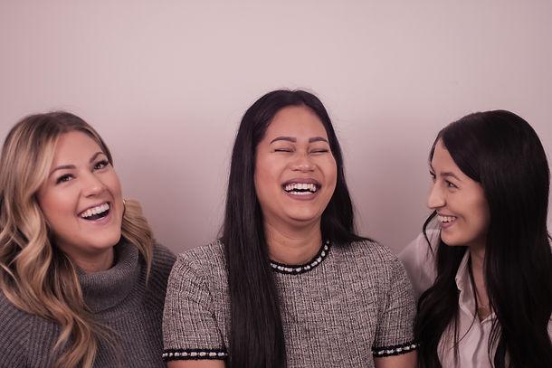 Gina Srey & staff at Beauty Gate Ottawa
