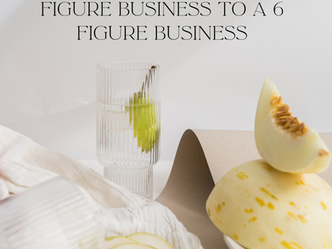 Ep. 014: How to Shift From a 5-Figure Business to a 6-Figure Business