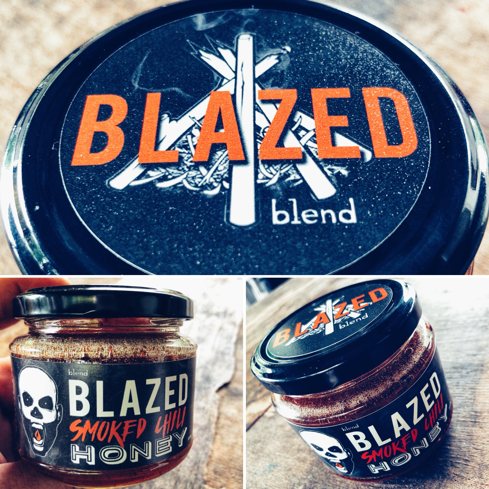 Blend Blazed (Smoked Chili)