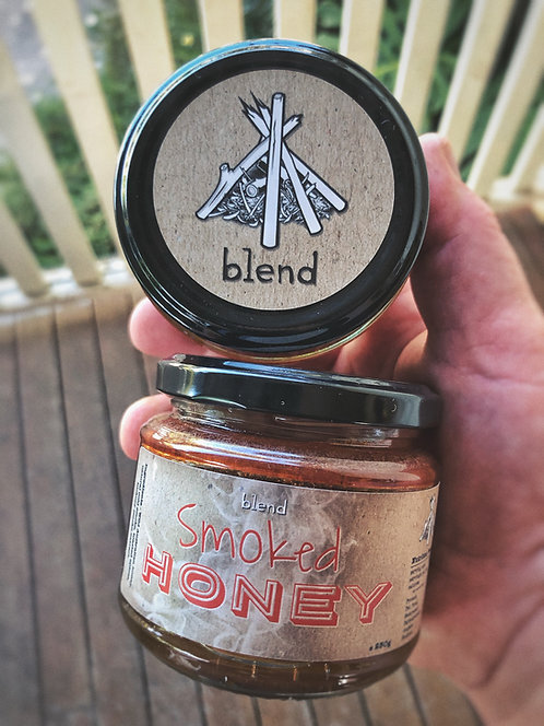 Blend Smoked Honey (Original)