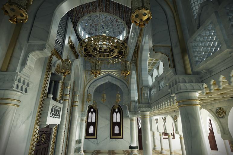 المسجد القطري