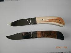 Couteaux de chasse