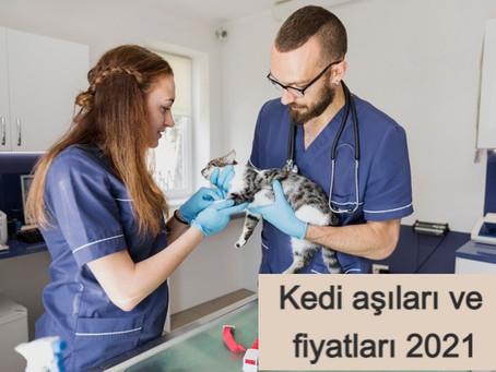 Kedi aşıları ve fiyatları 2021