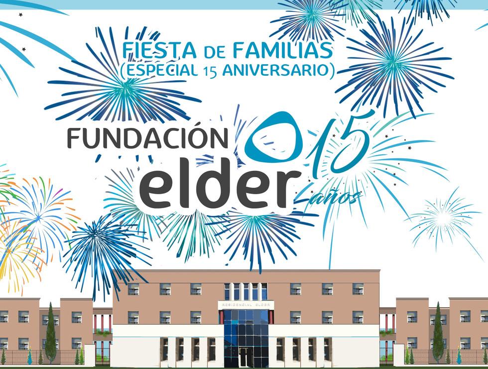2. FIESTAS DE FAMILIARES EN FUNDACIÓN EL