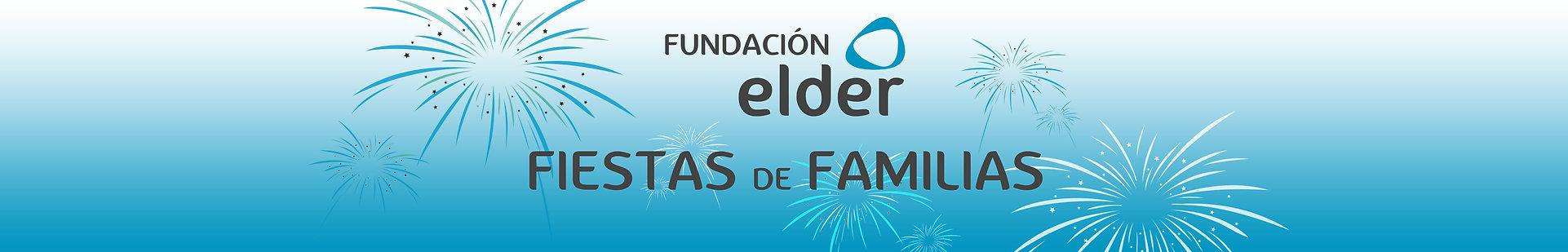 1. FIESTAS DE FAMILIARES EN FUNDACIÓN EL