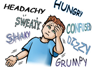 Hypoglycemia and Hyperglycemia- know the differences.