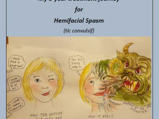 Why Me? : My 8 year journey with hemifacial spasm.