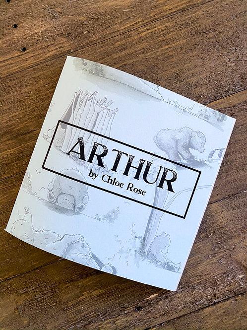 Arthur - 2019 Book (Signed)