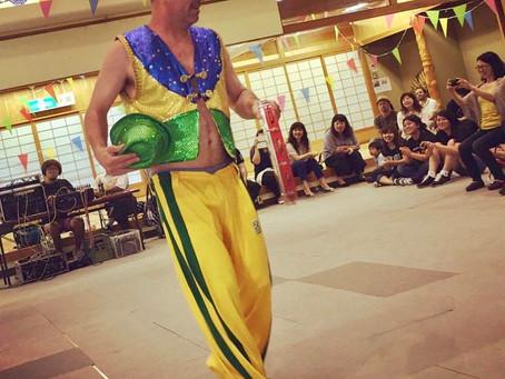 Capoeira Zoador Grand Re-opening