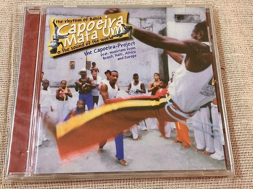 Capoeira Mata Um, The Rhythm of Bahia & the Sound of the World