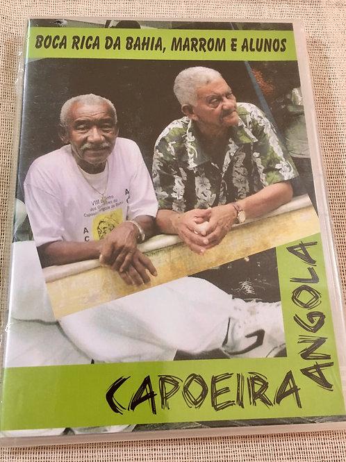 Capoeira Angola Boca Rica