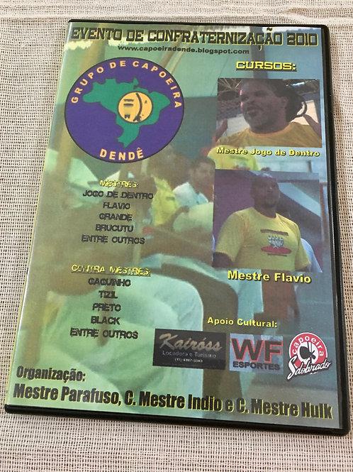 Grupo de Capoeira Dendê