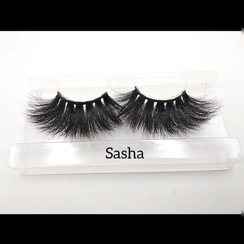 Sasha 25mm Lashes