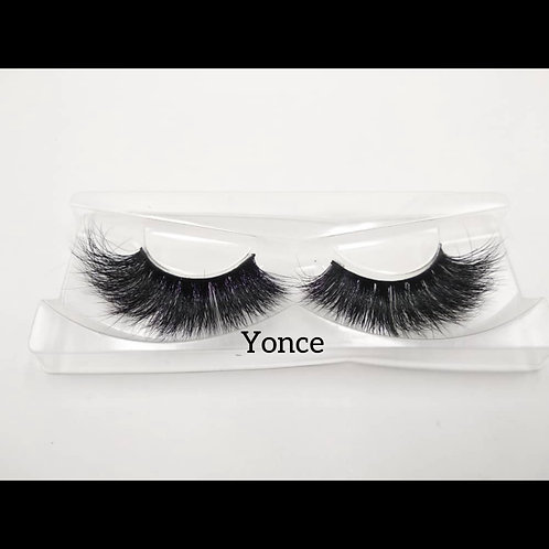 Yonce 25mm Lashes