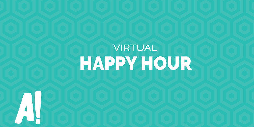 Virtual Happy Hour: What's Next for Arise!
