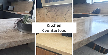 Rujan marble kitchen countertops