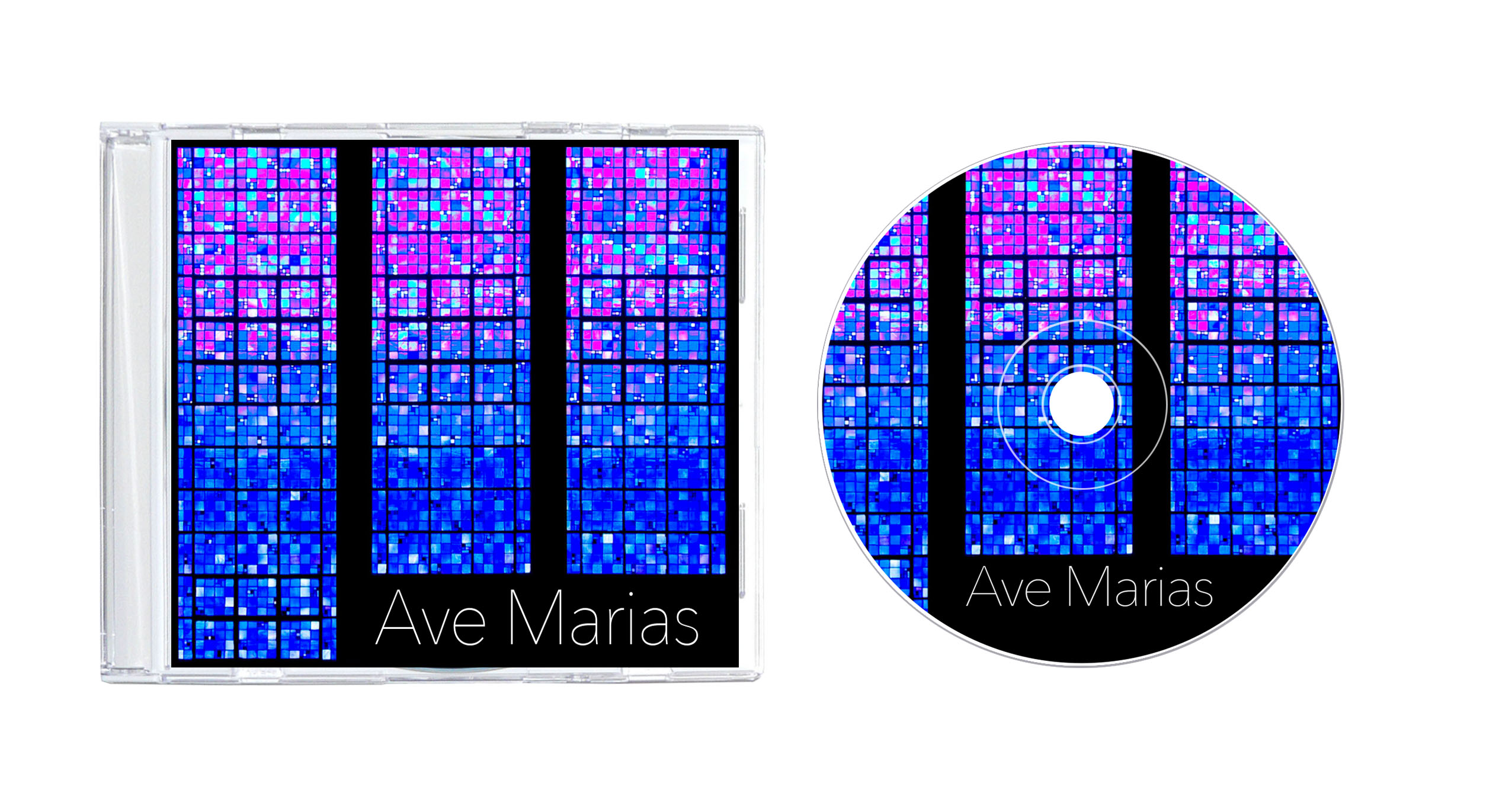 CD Ave Marias