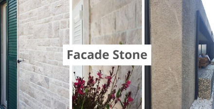 Rujan marble facade stone