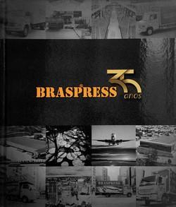 Braspress 35 anos