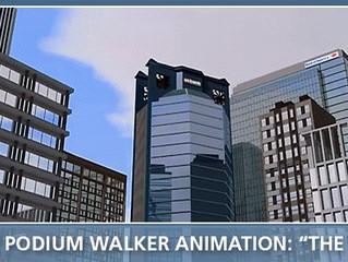 PODIUM WALKER v1.2.5 for SketchUp 2015