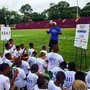 Akeem Davis, NFL, AD47 Academy, DLE Agency, Doug Eldridge, Sports PR, Public Relations