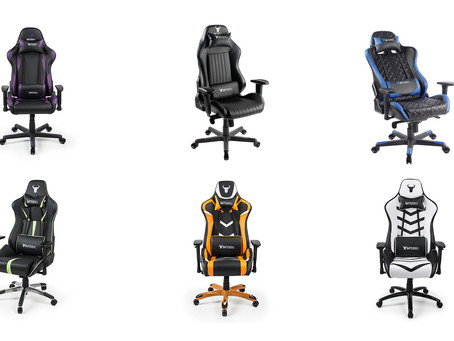BattleBull has dropped a new line of Gaming Chairs