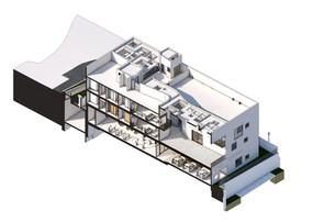 איזומטריה - בית ניצן