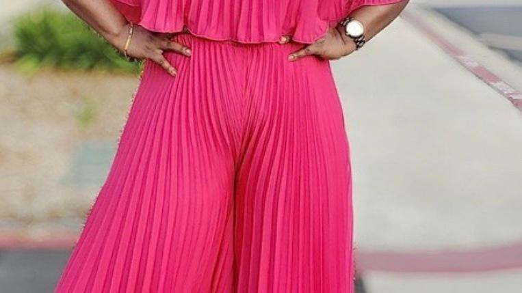 Sophisticated Lady Jumpsuit