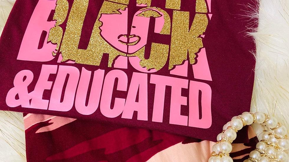Pretty, Black  & Educated