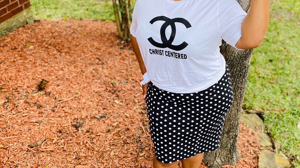 Christ Centered Graphic Tee