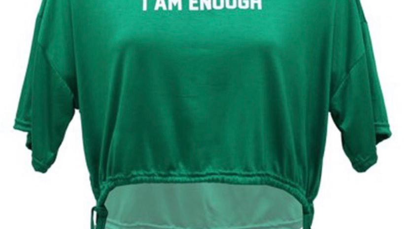 I am enough !