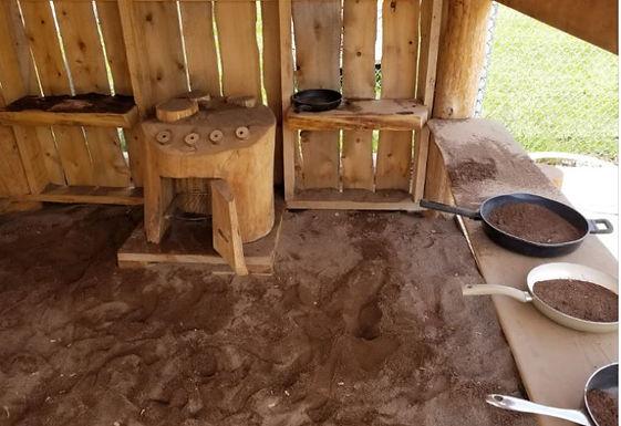 Sand Kitchen