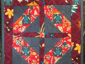Quilt Tip Tuesday #12 Squaring a Block