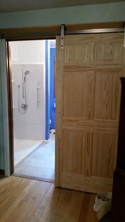 Barb Door