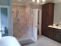 Custom Bath Marble