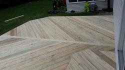 custom deck porch