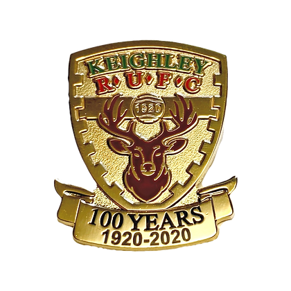 Pin Badge - Centenary