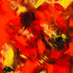 Party Time-Abstract Painting-ontemporary Art