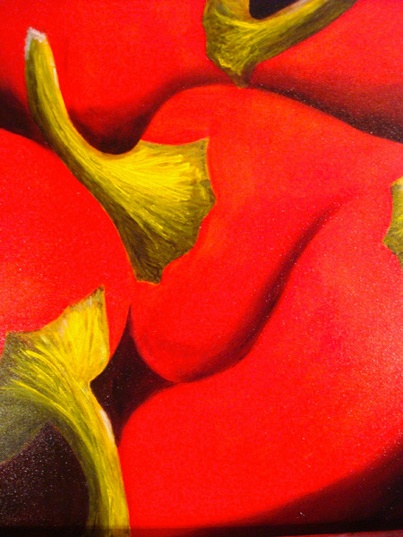 Be A Pepper-Contemporary Art Painting