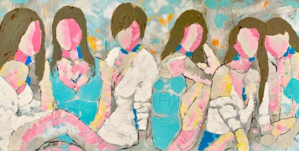 Good Genes- Contemporary Art Painting