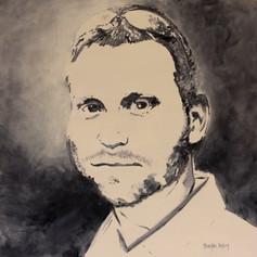 Dennis-Commission Portrait-Contemporary Art