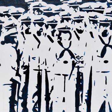 Plebe Parade Naval Academy